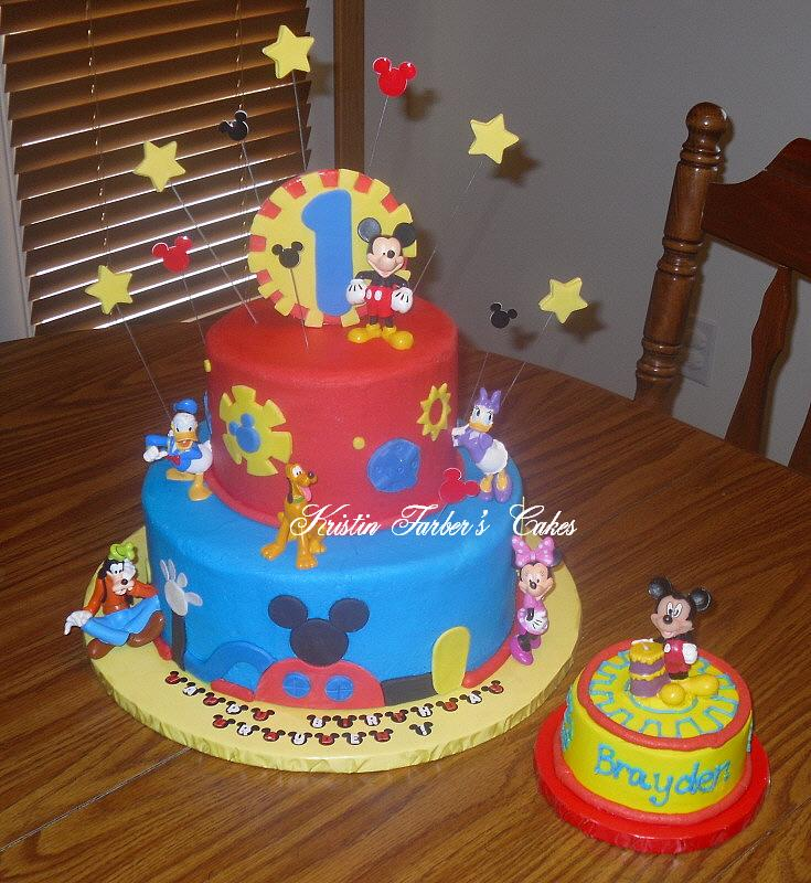 Incredible Mickey Mouse Clubhouse Cake 735 x 800 · 111 kB · jpeg